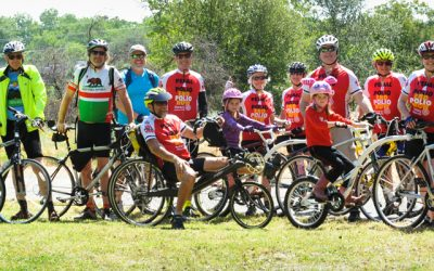 Pedal for Polio 2018