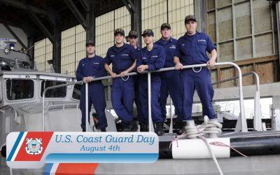 Eureka Rotary Clubs Honor U.S. Coast Guard